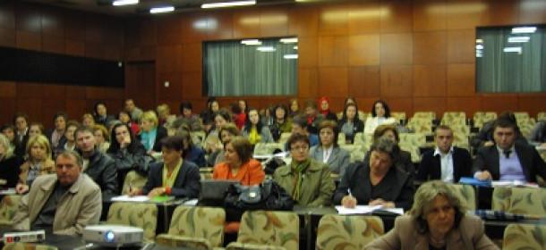 Seminar in Tuzla Bosnia
